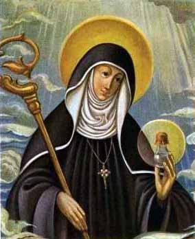 ll Santo del giorno – 25 febbraio – Santa Valpurga