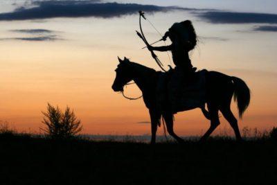 cacciatore indiano