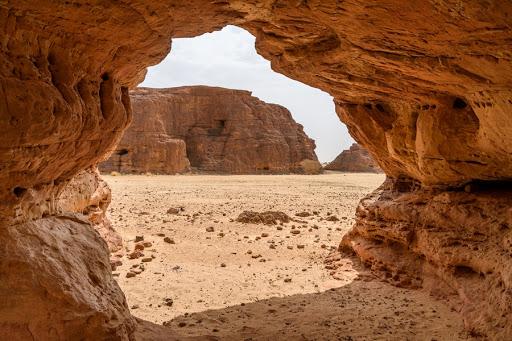grotta deserto