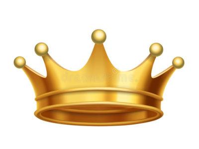 gesù re corona